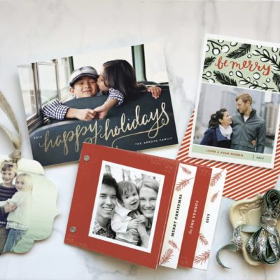 Our Fun Family Christmas Card + Minted discount