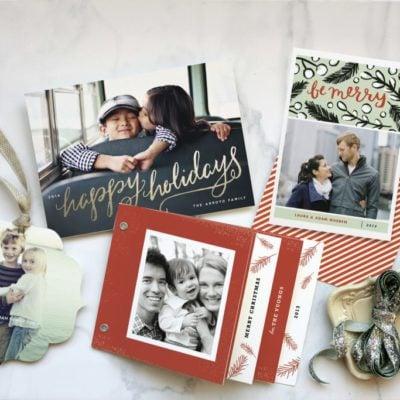 Fun family Christmas card