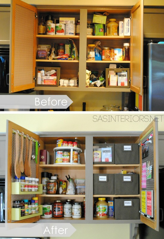pantry-cabinet-organiztion