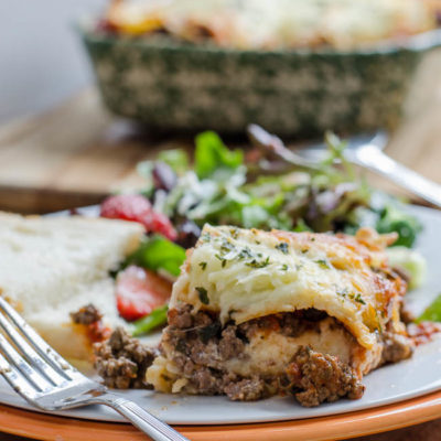 Best Meat Lasagna Recipe