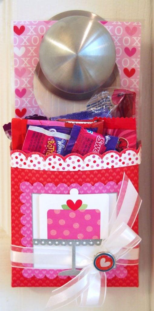 Doorknob-Valentine