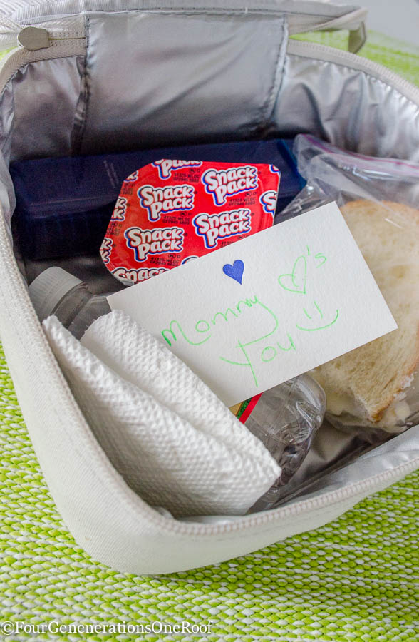 Jazz up your kids lunch with Snack Pack