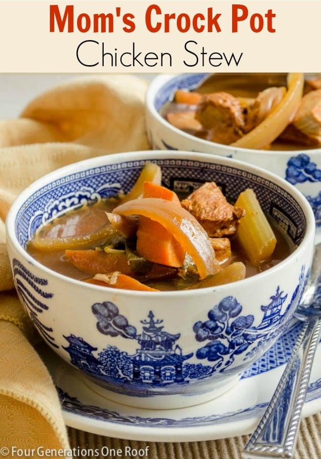 7 Easy Crock Pot Recipes
