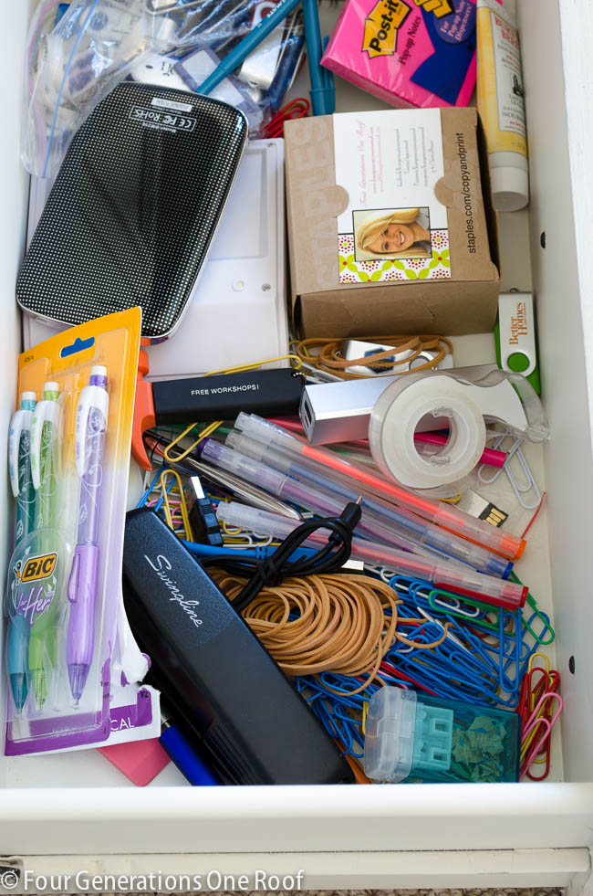 Office drawer organization-3