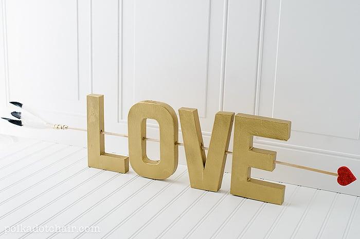 gold-love-arrow