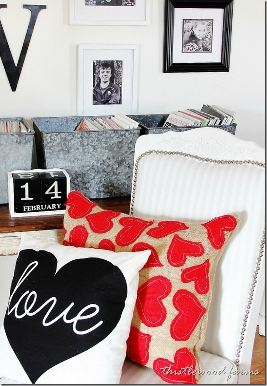 heart-pillows
