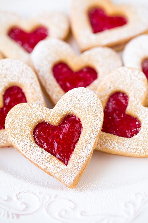 linzer-heart-cookies