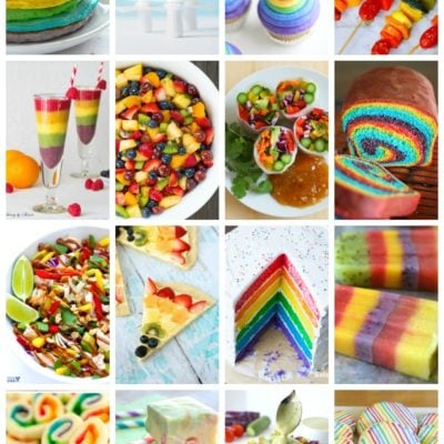 30 Sweet and Savory Rainbow Foods for St. Patrick's Day
