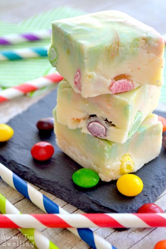 Skittles-Rainbow-Fudge