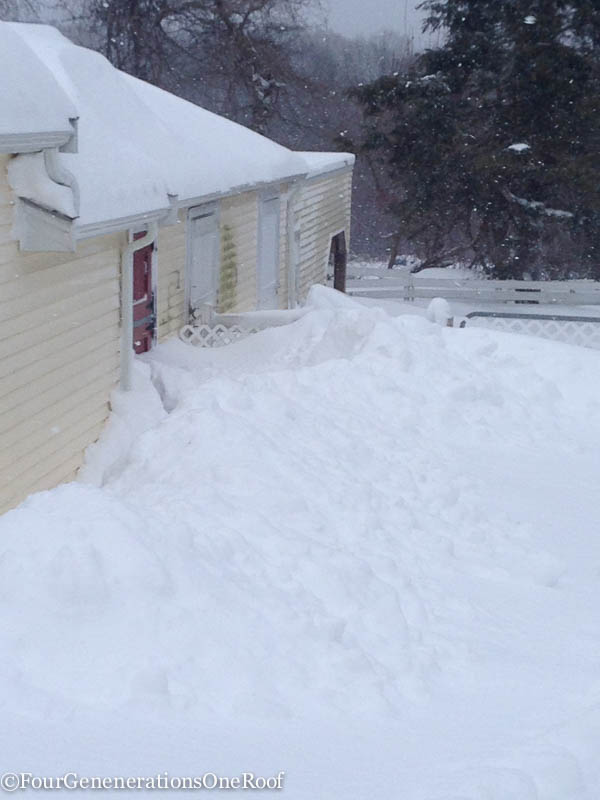 blizzard 2015 Boston 50 inches of snow in one week-6