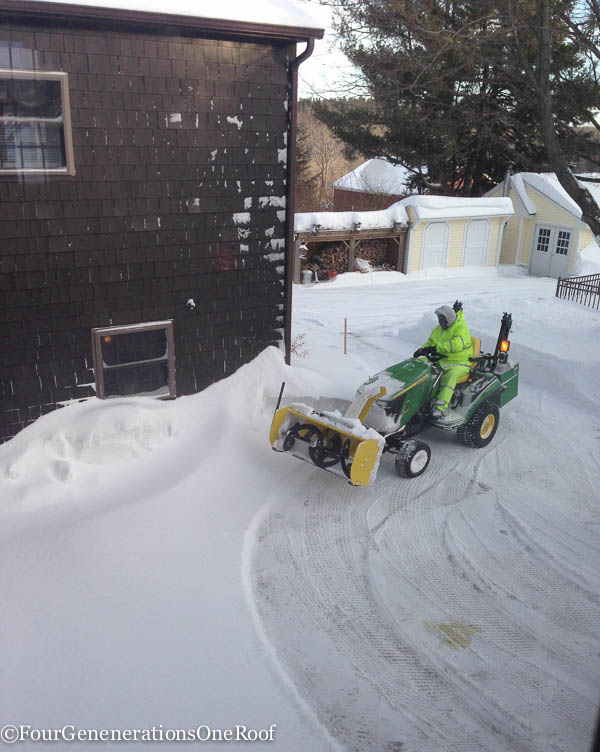 blizzard 2015 Boston 50 inches of snow in one week-8