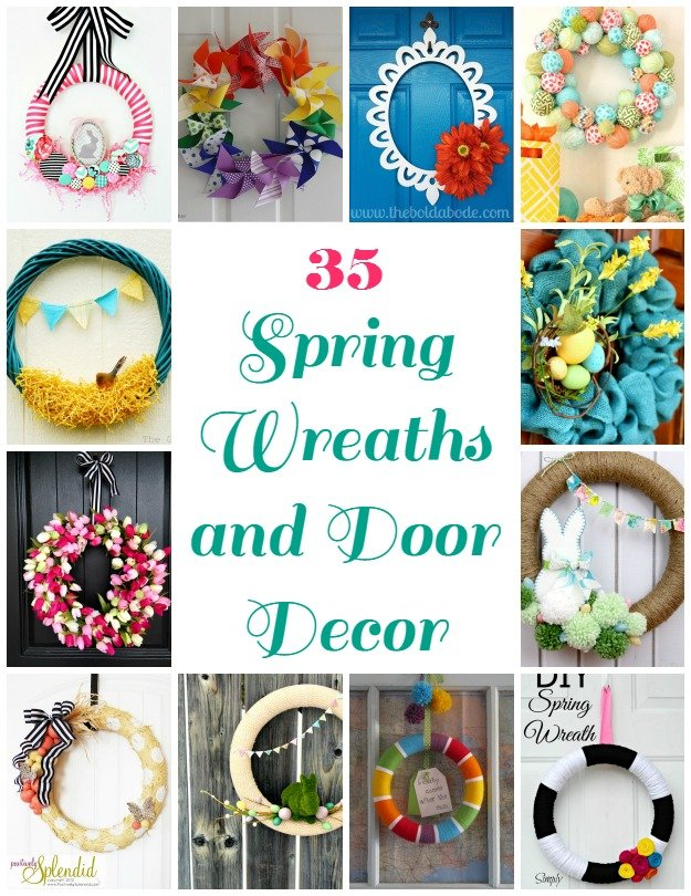 35-spring-wreaths-door-decor