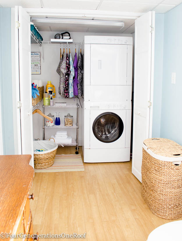 Laundry Room Archives Four Generations One Roof
