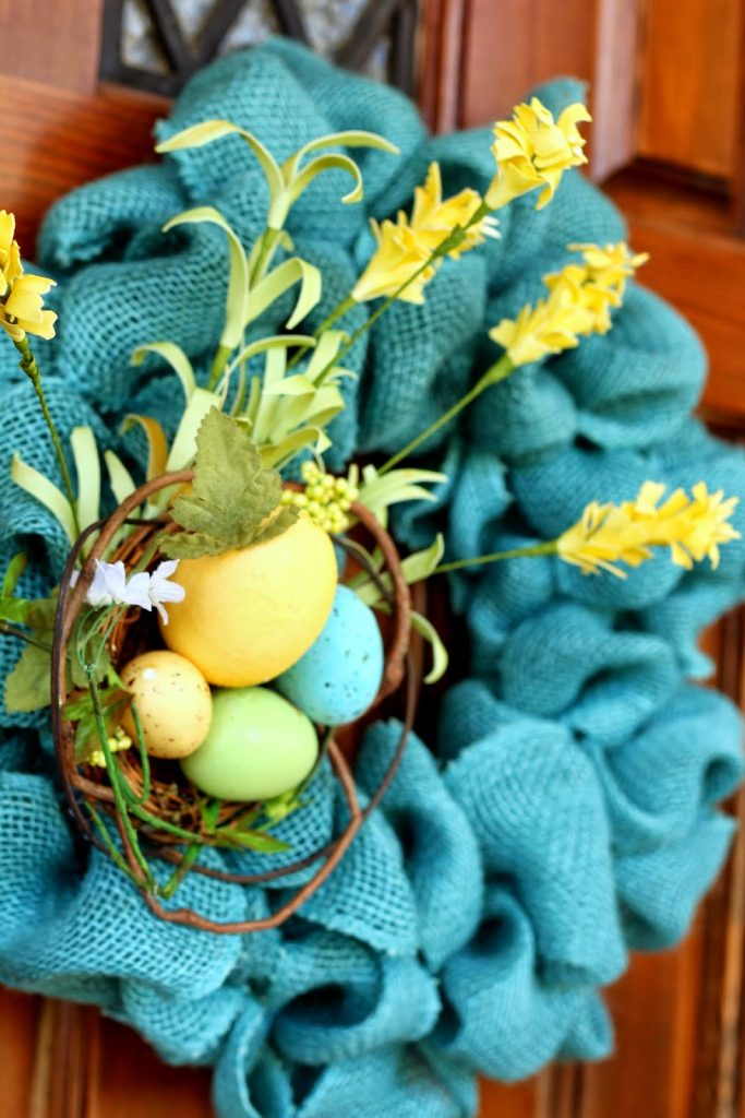blue-burlap-nest-wreath