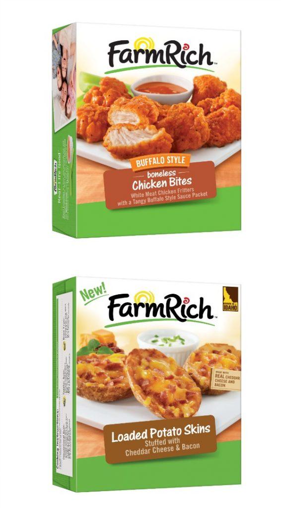 chicken bites & mozzarella