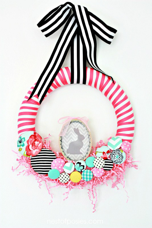 pink-black-easter-bunny-silhouette