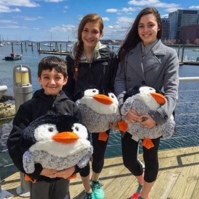 Boston Aquarium + Campsite Cleanup