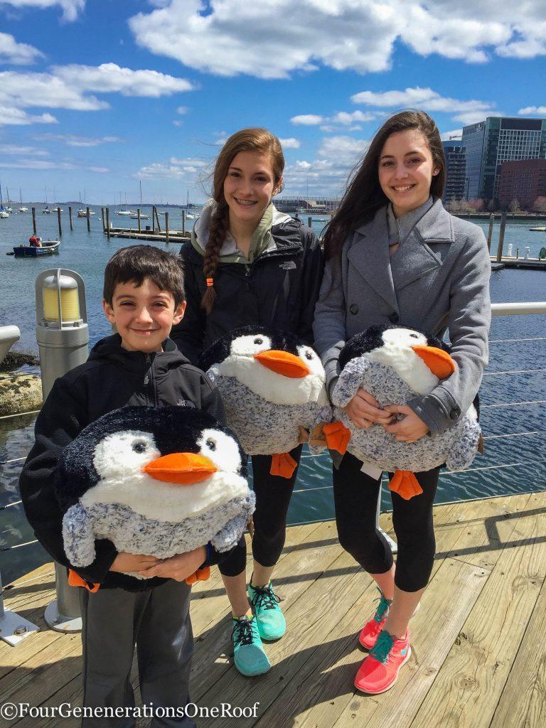 Boston Aquarium Boston, Ma / Spring break