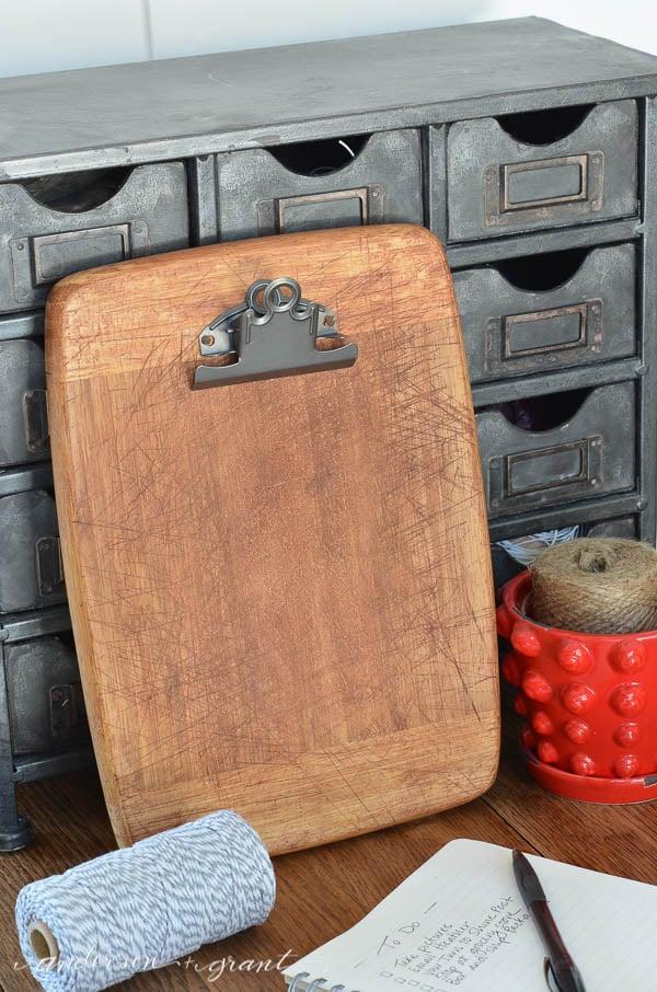 Bread Board Clipboard
