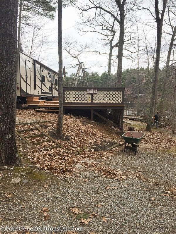 campsite cleanup 2015