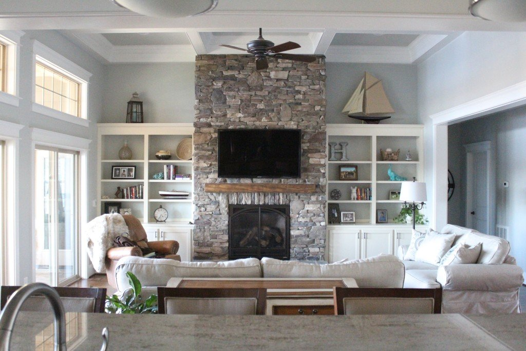 Waterfront View: 25 Ways to Go Coastal - Four Generations One Roof on cabin bedroom decorating, industrial bedroom decorating, lake bedroom decorating, luxury bedroom decorating, southwest bedroom decorating, island bedroom decorating, new york bedroom decorating, country bedroom decorating, coastal bedroom decorating, cottage bedroom decorating, beach bedroom decorating, rental bedroom decorating, forest bedroom decorating, ocean bedroom decorating,