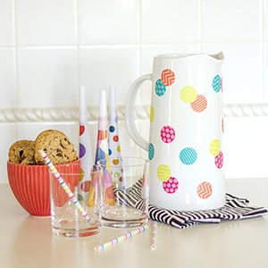 DIY-Polka-Dot-Pitcher-300-300