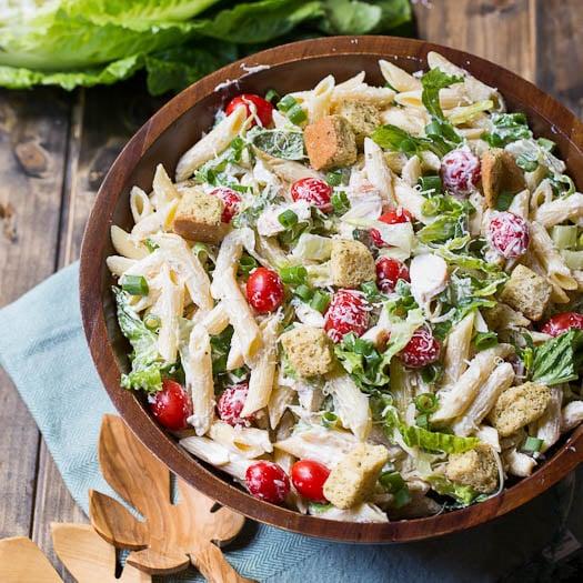 chicken-caesar-pasta-salad