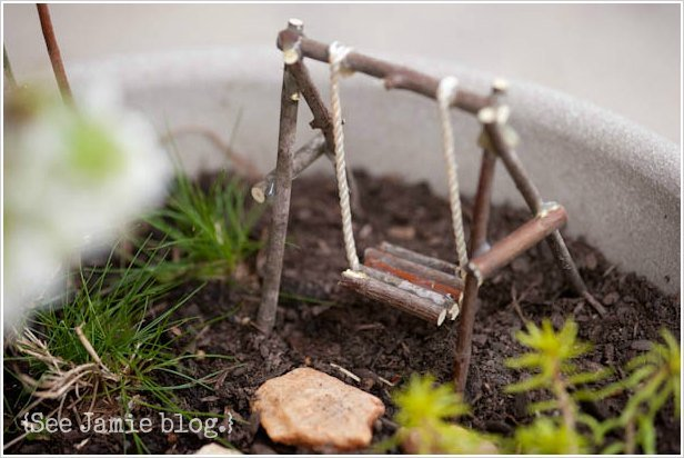 Fairy Garden Furniture Diy Fairy Garden Furniture Made by
