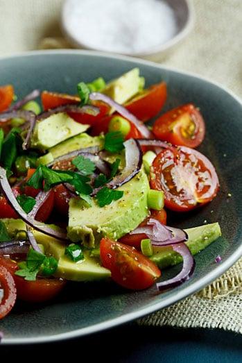 Guacamole Salad at Simply Delicious Food