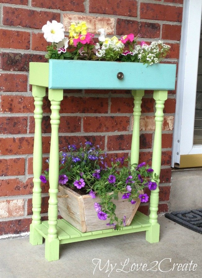 Try This Make Your Own Planter Boxes Four Generations