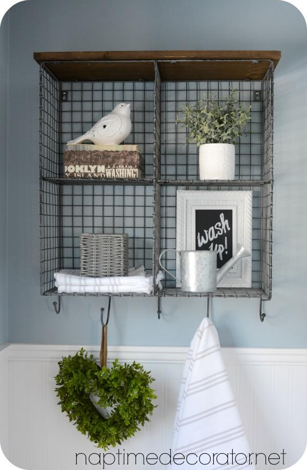 poweder-room-shelf