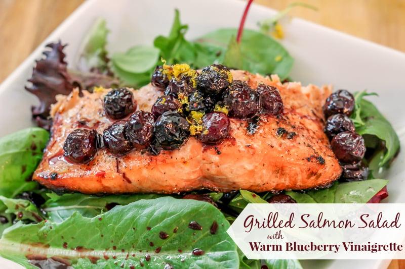 salmon-salad-blueberry-vinaigrette