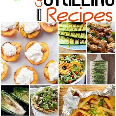 TRY THIS:  10 Creative Recipes for the Grill