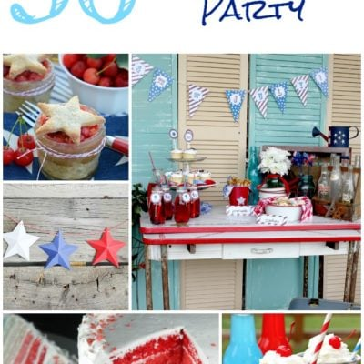 30 Ideas for Throwing a Fourth of July Party