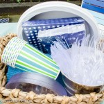Create a grab & go basket full of summer dining essentials