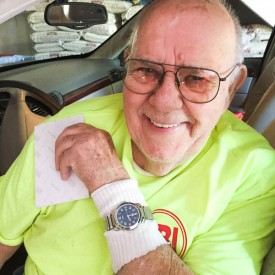 Grandfather's DIY Wristband