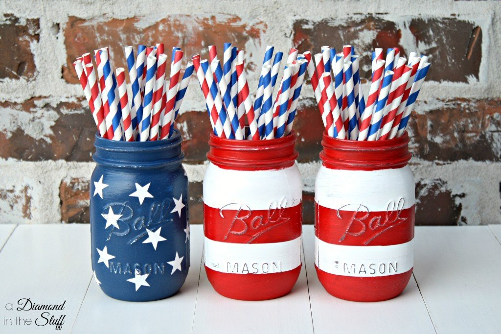 Mason-Jar-Flag-Display