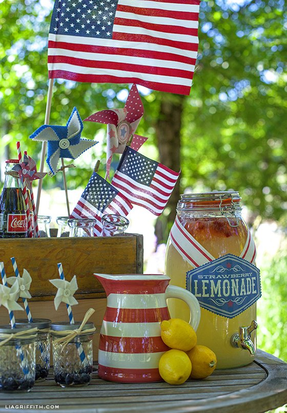 Vintage-Americana-Party-Decor