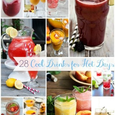28 Cool Drinks for Hot Summer Days