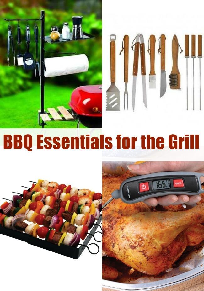 EBAY bbq essentials