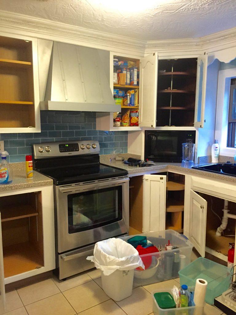 Kitchen News: Demo day starts today