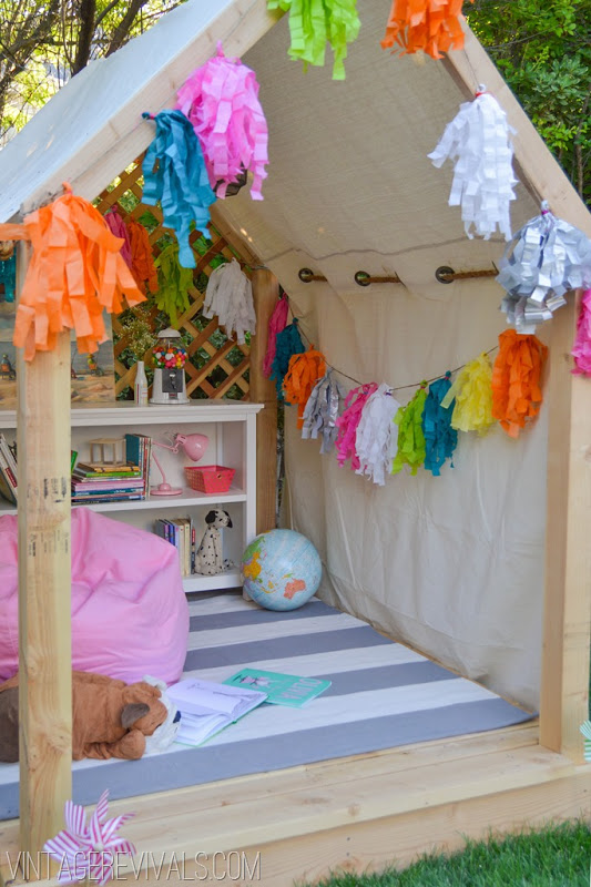 Try This Make An Outdoor Playspace For Kids Four