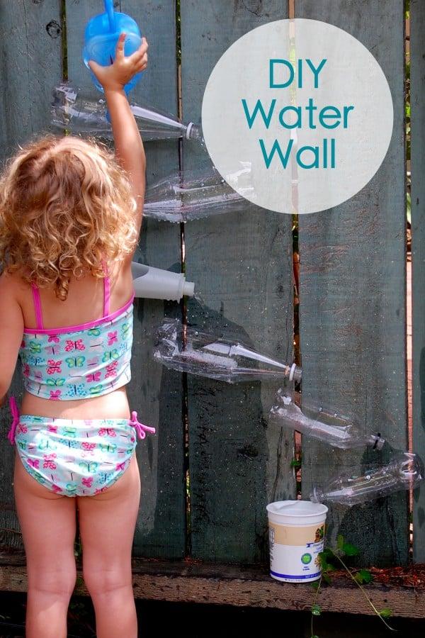 diy-water-wall