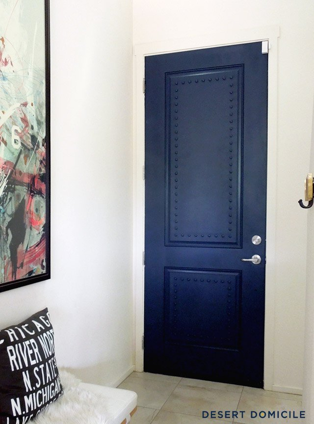 TRY THIS: 8 Colors You Can Paint an Interior Door - Four Generations One Roof