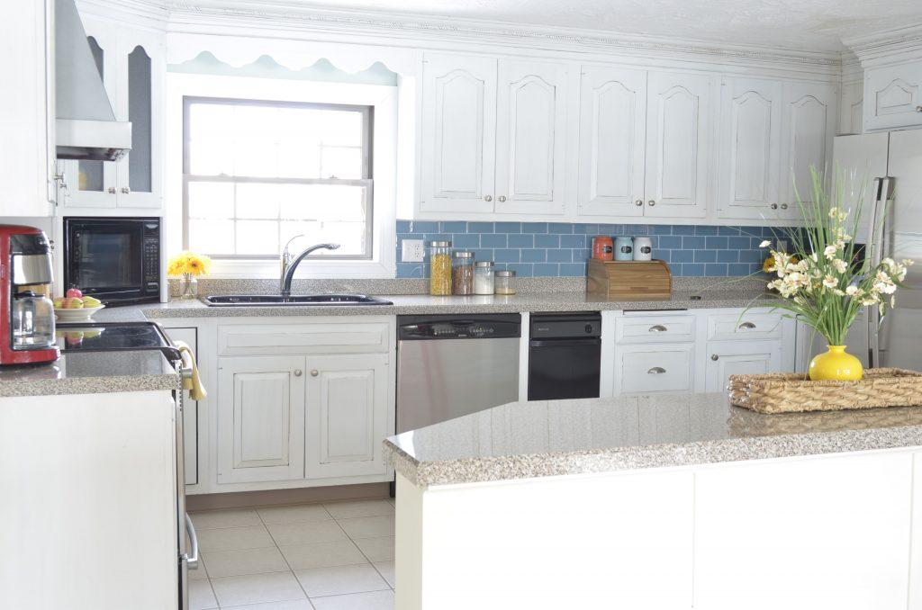 white kitchen makeover-010