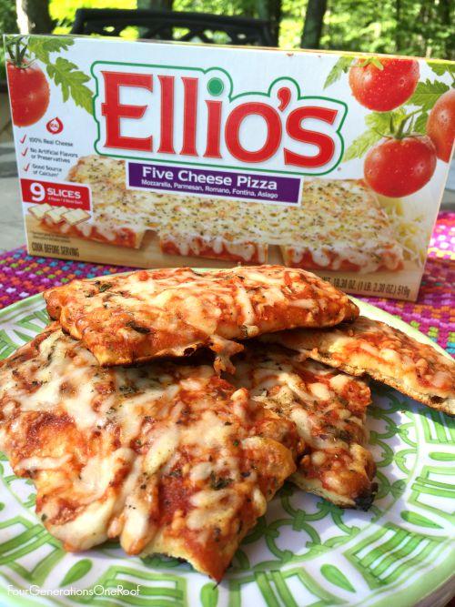 Ellio's Pizza back to school 2