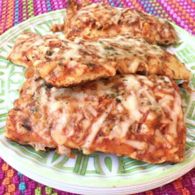 Back to School Pizza