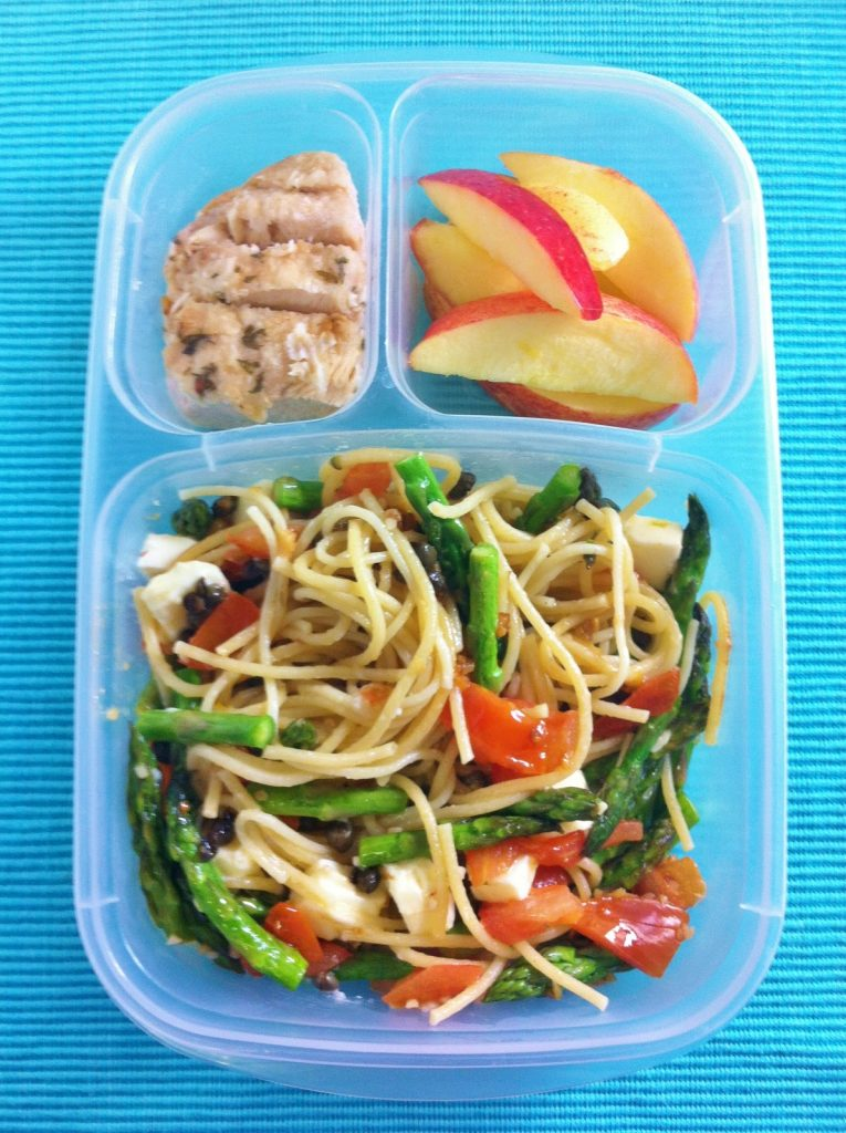 Try this think outside of the box for lunches four for Salas lunchs