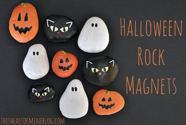 Halloween-Rock-Magnets