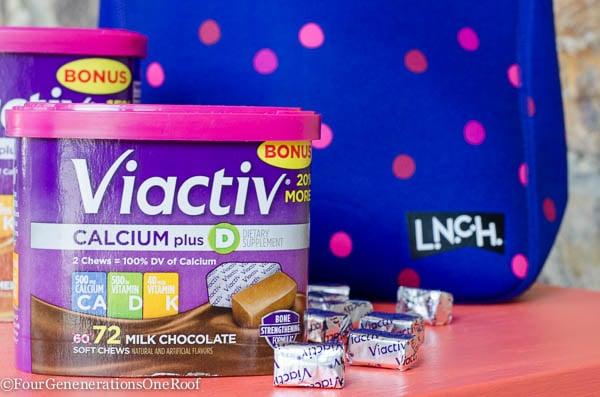 I am Calcium deficient and love these Delicious calcium supplement